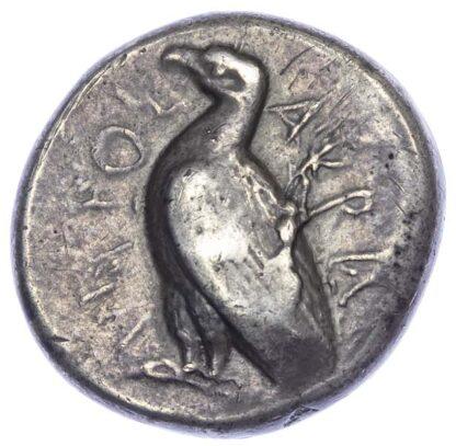 Akragas, Silver Tetradrachm