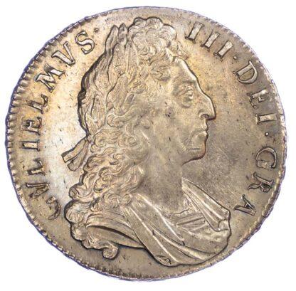 William III, Crown, 1700, DVODECIMO edge
