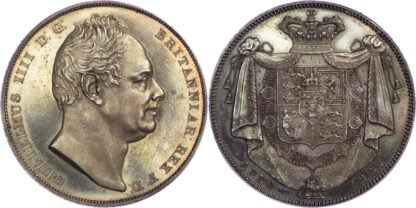 1831 William IV, Proof Set Virtually As Struck