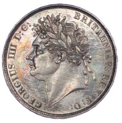 George IV, 1822 Crown