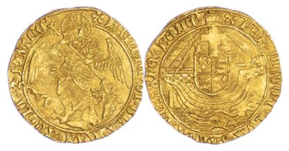 Henry VII Angel S.2183 mm Pansy GVF
