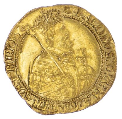 James I, Unite, Second Coinage Good Very Fine