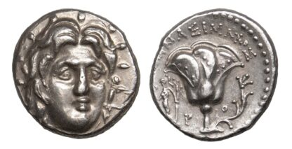 Rhodes, Silver Didrachm