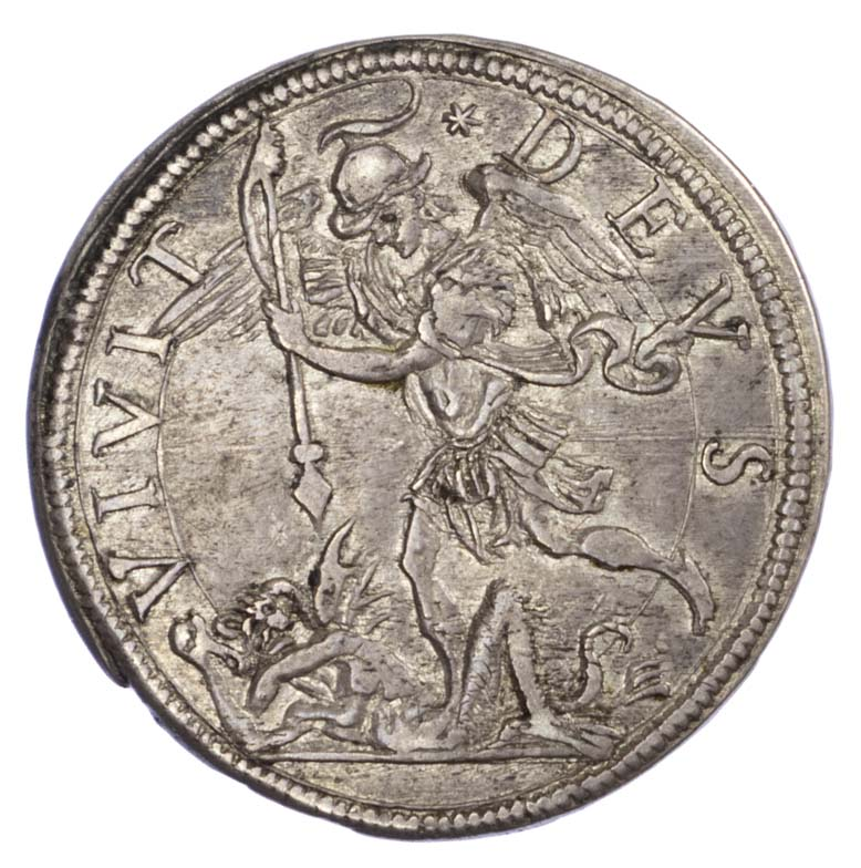 Italy, Papal States, Urban VIII (1623-44), silver Testone