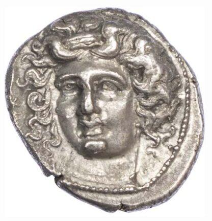 Thessaly, Larissa, Silver Drachm