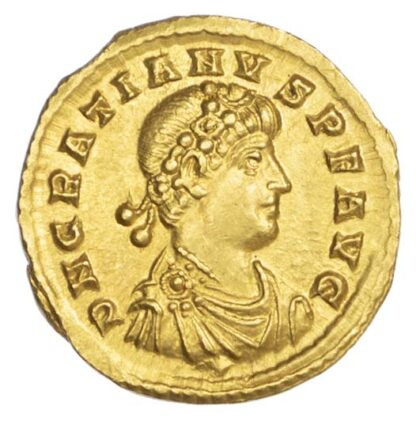 Gratian, Gold Solidus