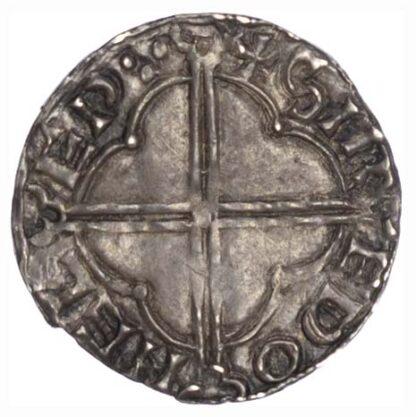 Canute (1016-35), Quatrefoil Penny, Gloucester mint