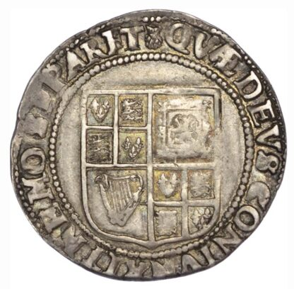 James I (1603-25) Shilling, third coinage