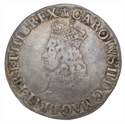 Charles II (1660-85), Shilling, Hammered, First Issue