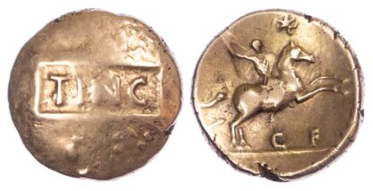 Tincomarus, Gold Stater