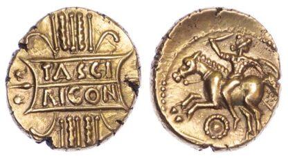 Tasciovanus, Gold Stater