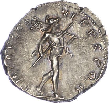 Trajan, Silver Denarius