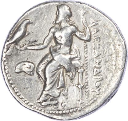 Demetrios I Poliorketes, Silver Tetradrachm