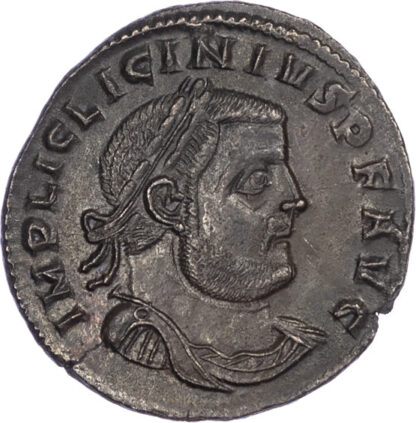 Licinius I, Bronze Follis