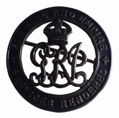 A Great War Silver War Badge to No. 2954, Private G.H. Henshaw