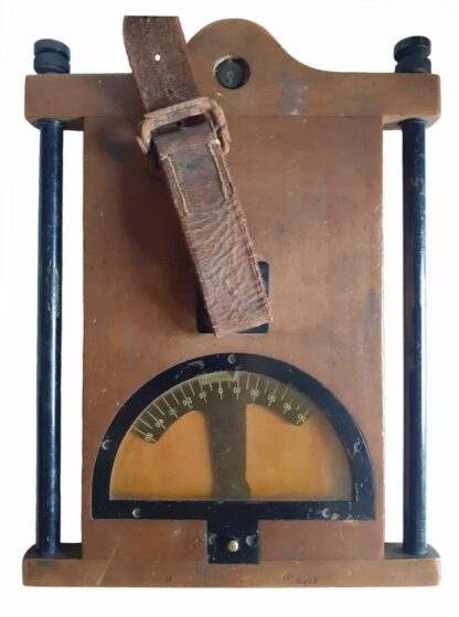 A Great War Houghton and Butcher, War Department, Map Board with Clinometer and Compass dated 1915
