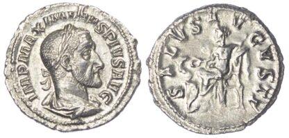 Maximinus Thrax, Silver Denarius