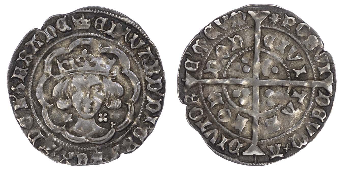 Edward IV (1461-70), first reign, Groat, Mule VII/VIII