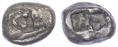 Kingdom of Lydia, Croesus, Silver Stater
