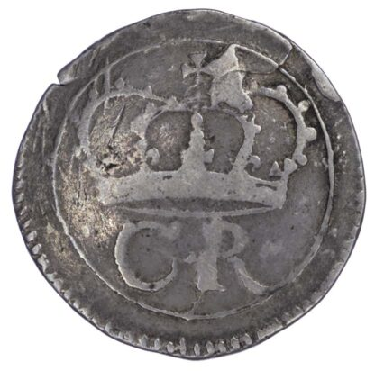 Charles I (1625-49), Irish, Ormonde halfcrown (1643-44)