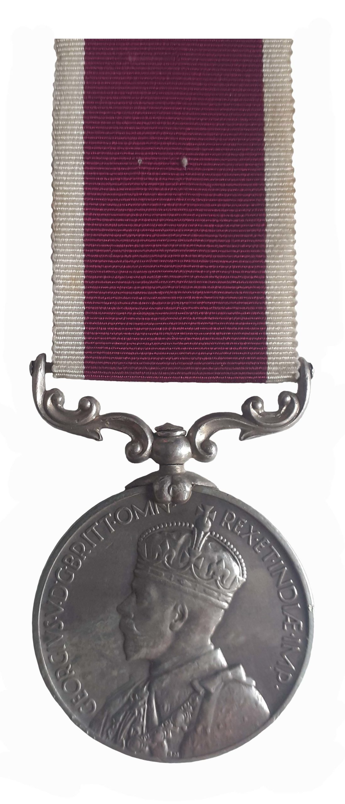 Indian Army Long Service & Good Conduct Medal, GVR, Ind Imp, to Lance Duffadar Allah Bakhsh