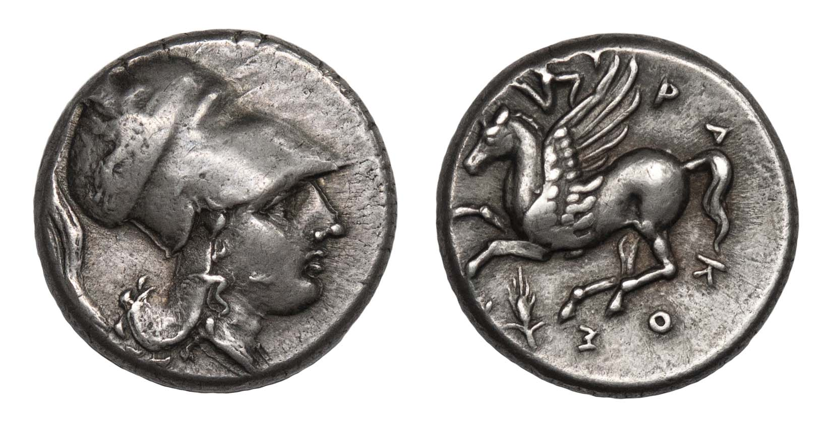 Sicily, Syracuse, Silver Stater