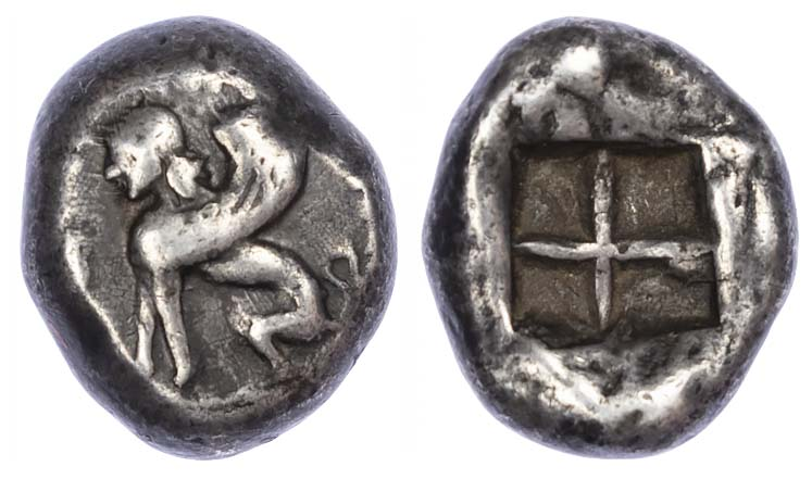 Ionia, Chios, Silver Stater