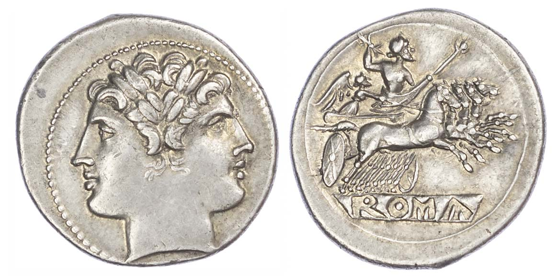 Roman Republic, Silver Didrachm