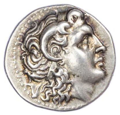Lysimachos, Silver Drachm