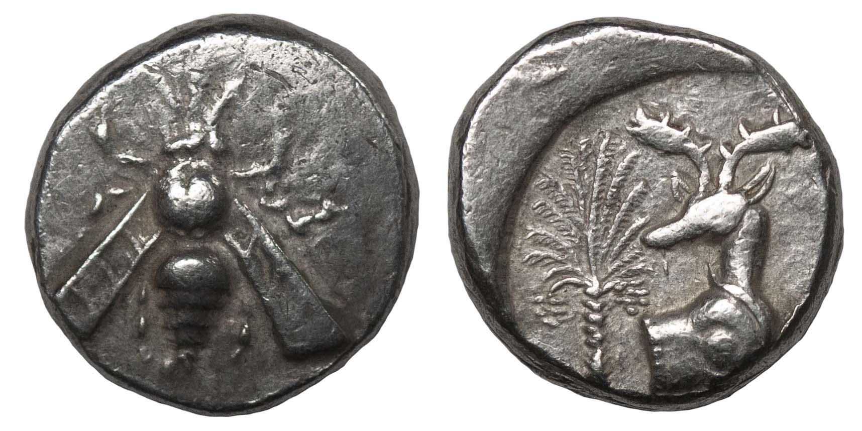 Ionia, Ephesus, Silver Tetradrachm