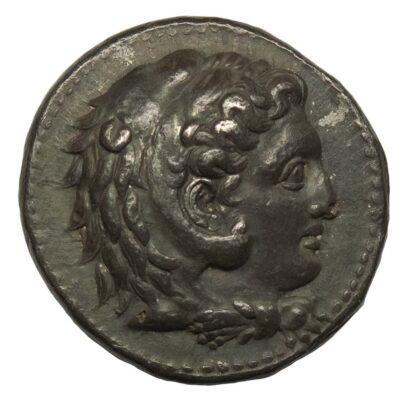 Philip III, Silver Tetradrachm
