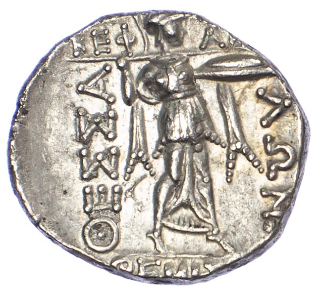 Thessalian League, Silver Stater