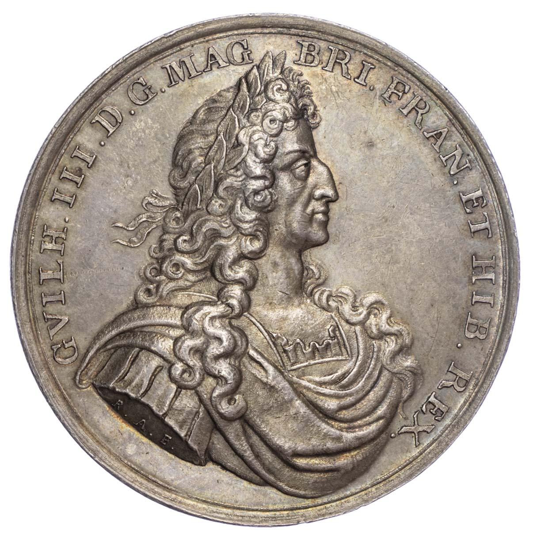 William & Mary (1688-1694), Battle of the Boyne 1690