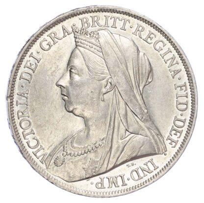 Victoria (1837-1901), 1898, Crown, LXII edge