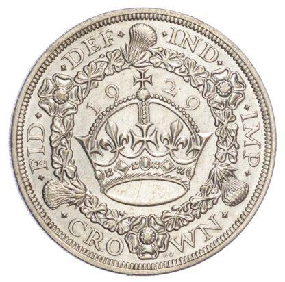 George V (1910-36), Wreath Crown, 1929