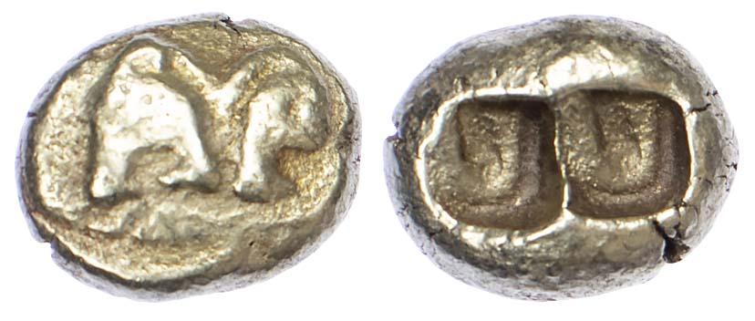 Ionia, Electrum Trite