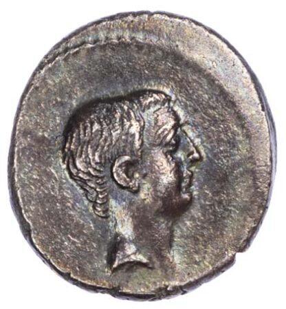 L. Livineius Regulus, Silver Denarius