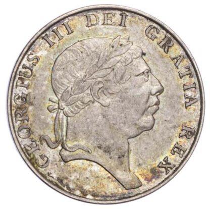 George III (1760-1820), Ireland, Ten Pence, 1813