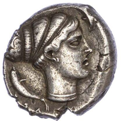 Sicily, Syracuse, Silver Tetradrachm