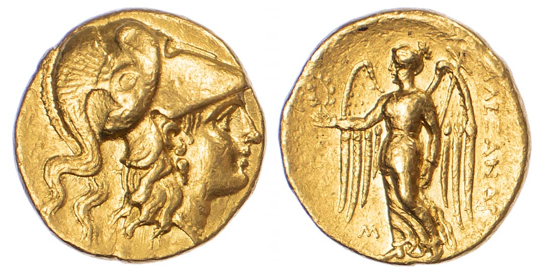 Alexander the Great, Gold Stater