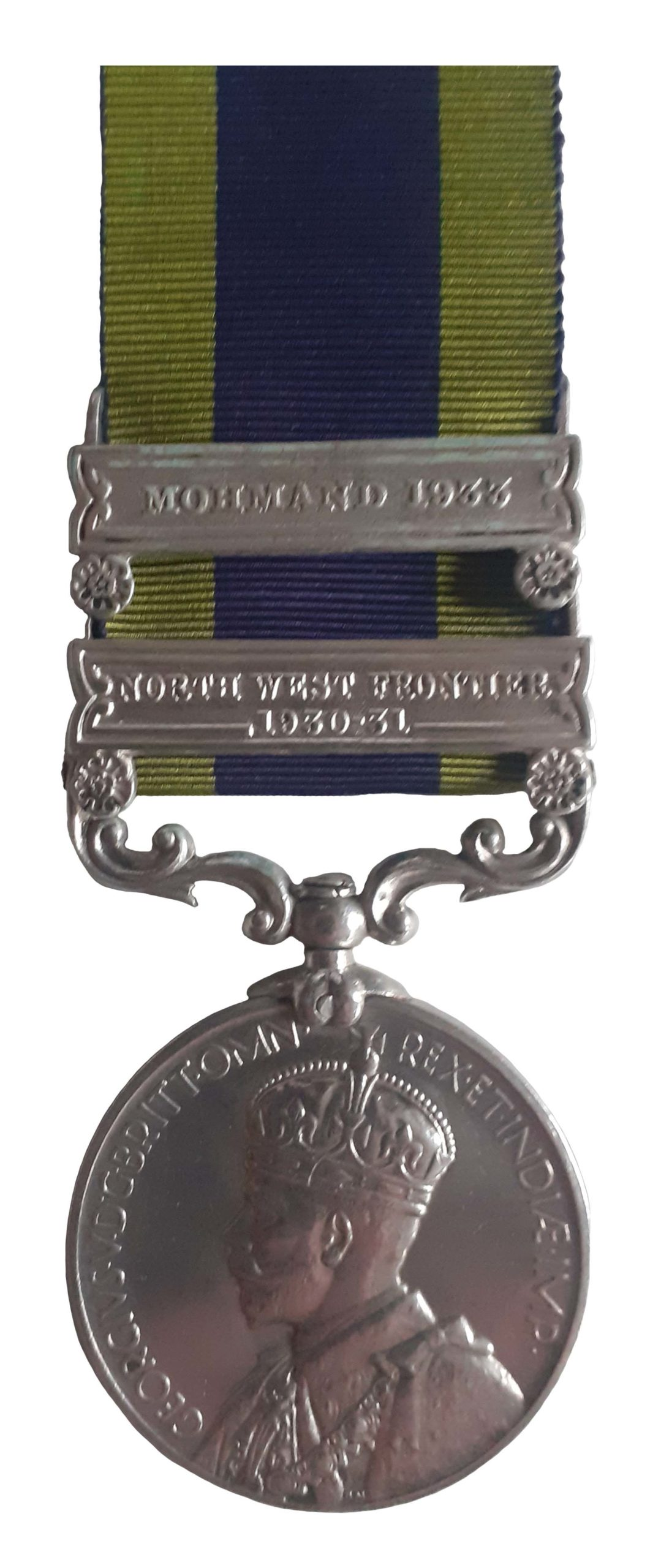 India General Service Medal, 1908-35, GVR, to Driver Anant Ram