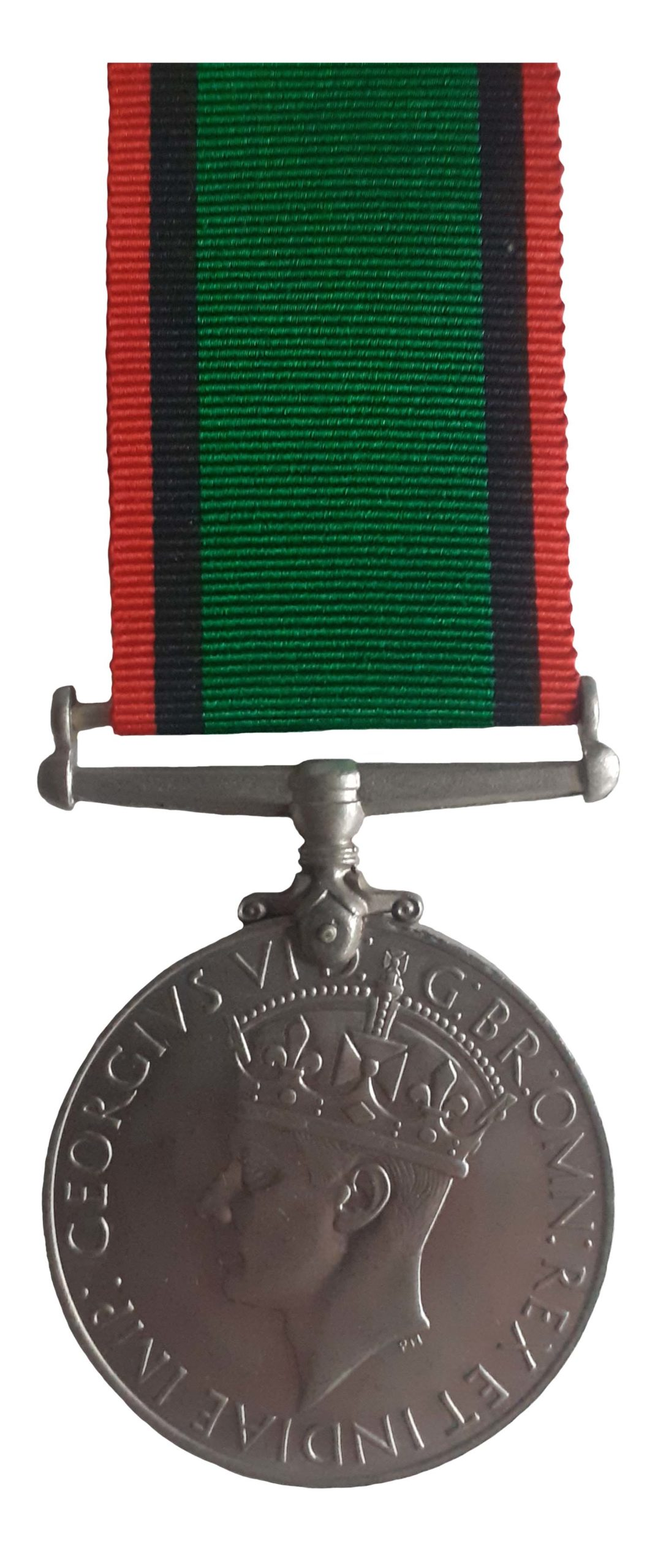 Southern Rhodesia Service Medal unnamed as issued