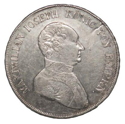 Germany, Bavaria, Maximilian I Joseph, Konventionstaler, 1809