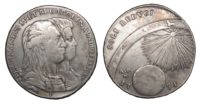 Italy, Naples and Sicily, Ferdinand IV, 1 Piastra, 1791