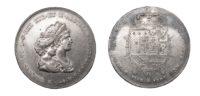 Italy, Tuscany, Charles Louis (Louis II of Etruria) and Maria Louisa, 10 Lire, 1807