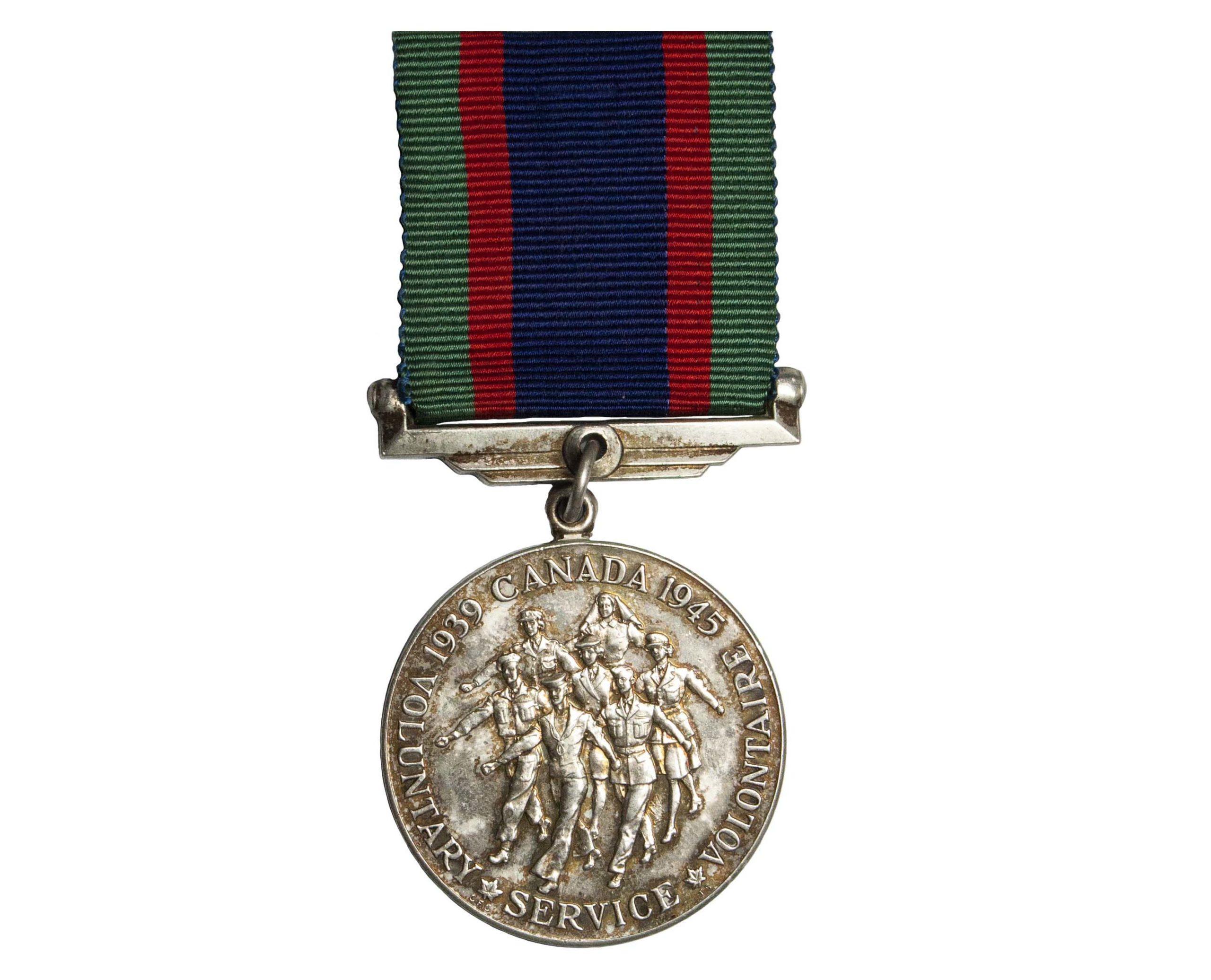 1939-45 Canadian Volunteer Service Medal