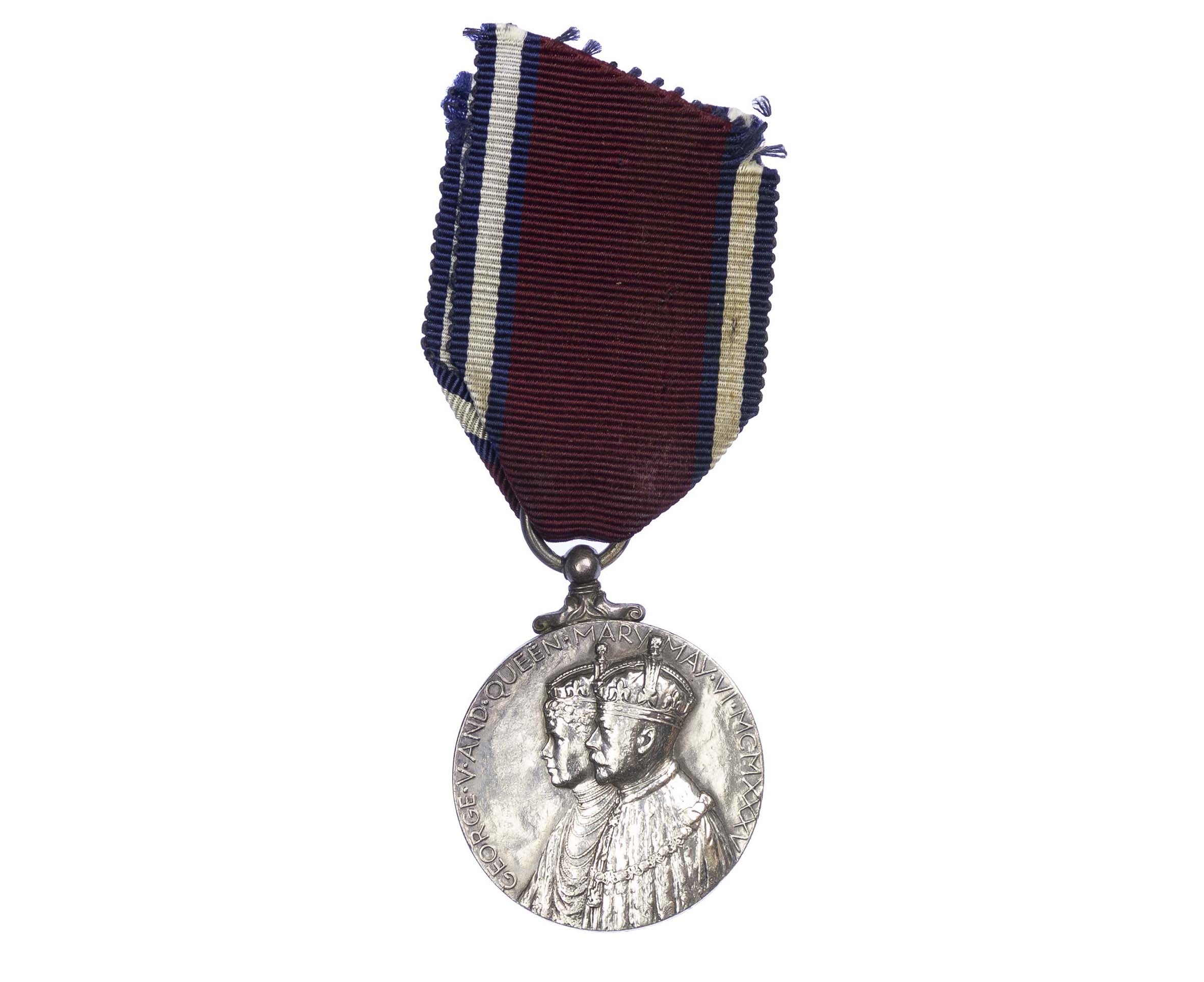 Jubilee Medal 1935, unnamed as issued