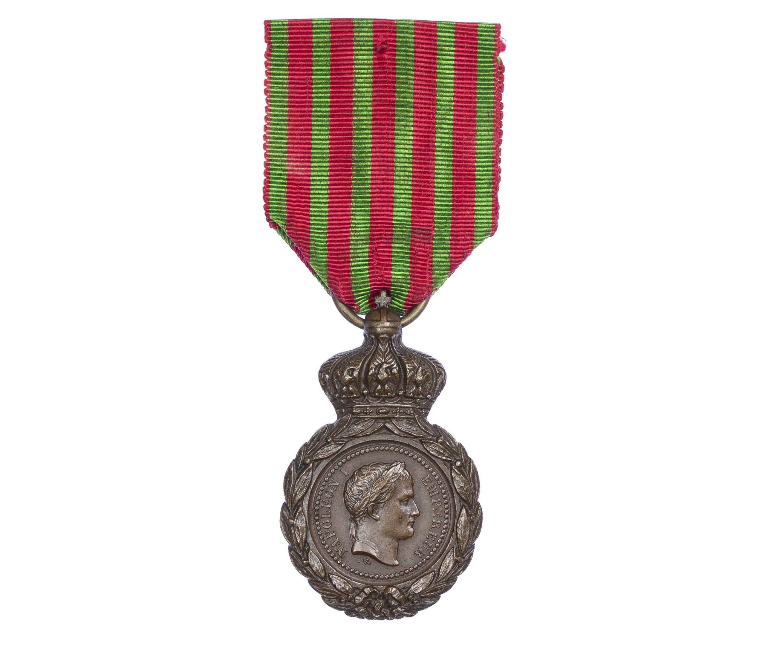 France, St. Helena Medal 1857