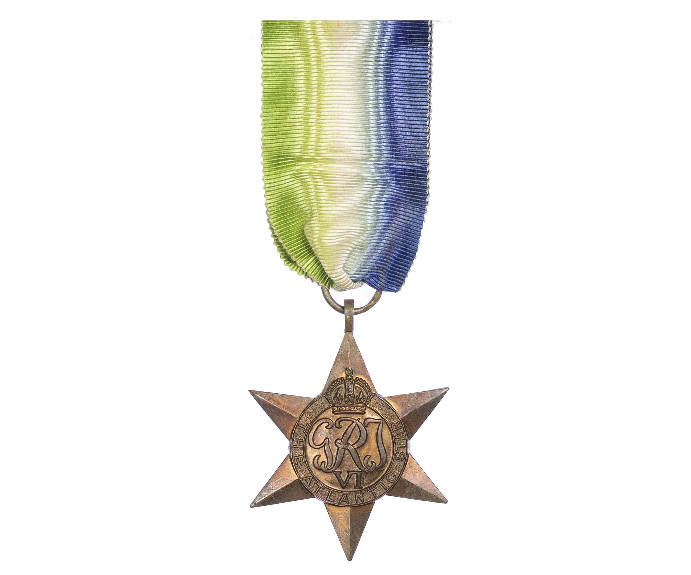 World War Two Atlantic Star