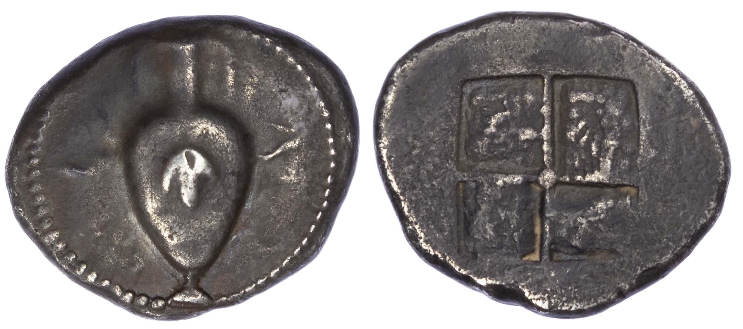 Macedon, Terone, Silver Tetradrachm